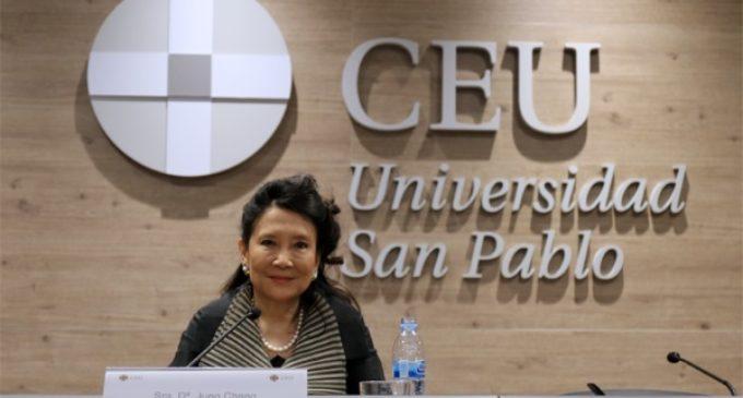 Jung Chang, autora del libro Cisnes Salvajes: «En China la gente prefiere no saber lo que trajo el comunismo»