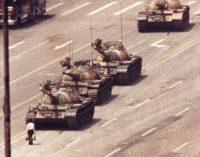China a 30 años de la masacre de Tiananmen