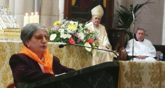 La asociación de Ciegos Católicos Españoles (CECO) celebra sus 25 años