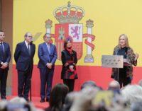 """Cifuentes: """"La reforma constitucional no puede ser un caballo de Troya para destruir España"""" ni """"el inicio de un camino hacia ninguna parte"""""""