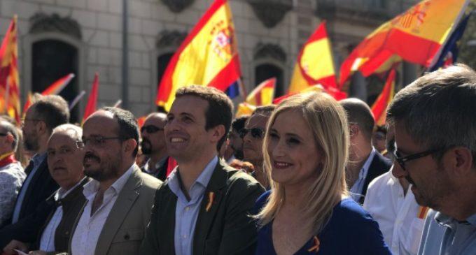 """Cifuentes: """"Unidos superaremos el desafío independentista"""""""