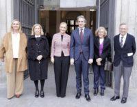 Cifuentes, en la presentación del proyecto de ampliación de la estación de Puerta de Atocha