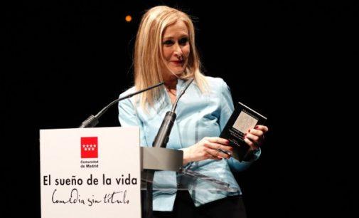 Cifuentes ensalza la figura de Lorca como referente universal de la cultura española