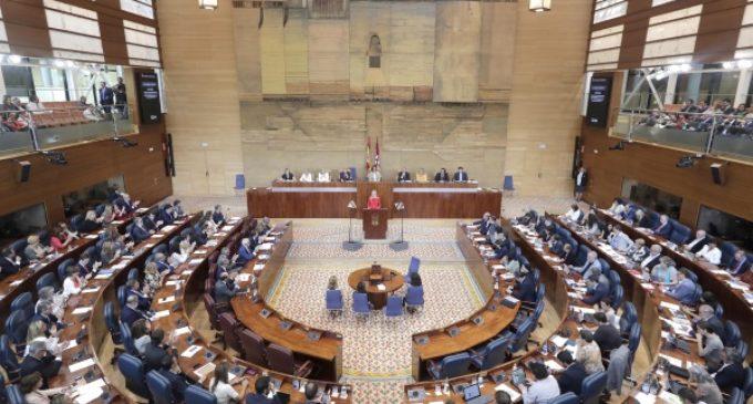 Debate del Estado de la Región: Cifuentes ha cumplido o iniciado el 100 % de los compromisos que adquirió en 2016