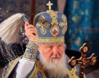 Cirilo califica de «fracaso total» la creación de la nueva Iglesia ortodoxa ucraniana