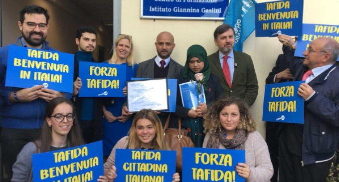 El Alto Tribunal de Londres da vía libre a Tafida para que vaya a Italia