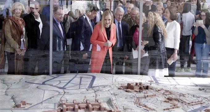 Cifuentes reafirma el compromiso del Gobierno regional con las universidades públicas madrileñas