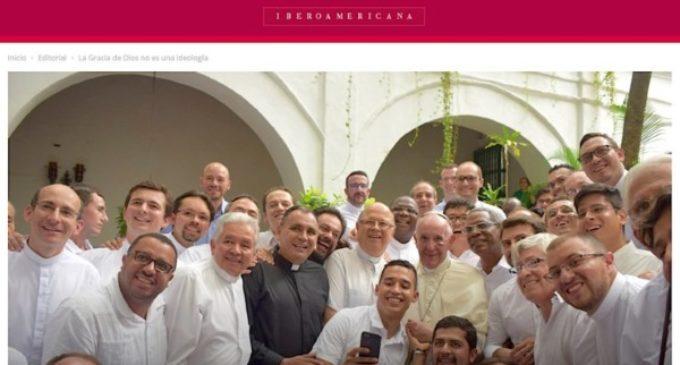 Críticas a la Amoris Laetitia: 'Comentarios respetables pero equivocados', dice el Papa