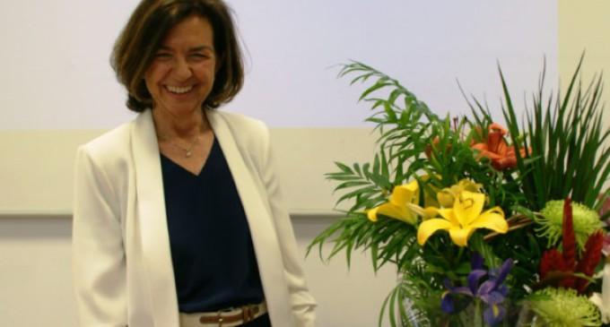 Clara Pardo Gil toma el relevo de Soledad Suárez como presidenta de Manos Unidas