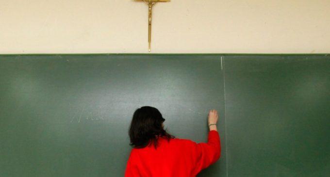 Se dispara la elección de la Religión en la ESO en centro públicos