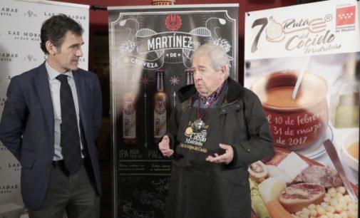 Un total de 37 restaurantes participan en la VII Ruta del Cocido Madrileño