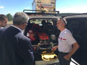 Colabortación Comunidad-Cruz Roja 1