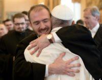 El Santo Padre al Colegio Rumano: tras el comunismo, un renacimiento y nuevos retos
