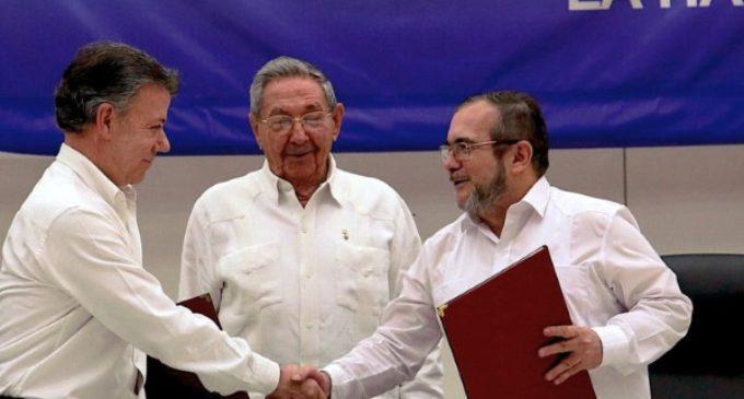 Colombia: 'La paz va a funcionar porque la gente está cansada del conflicto'