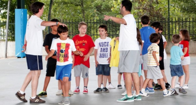 Colonias infantiles y deportivas para niños y jóvenes este verano