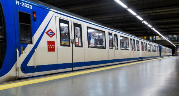 Comienzan los trabajos de mejora y renovación de la línea 12 de Metro Madrid