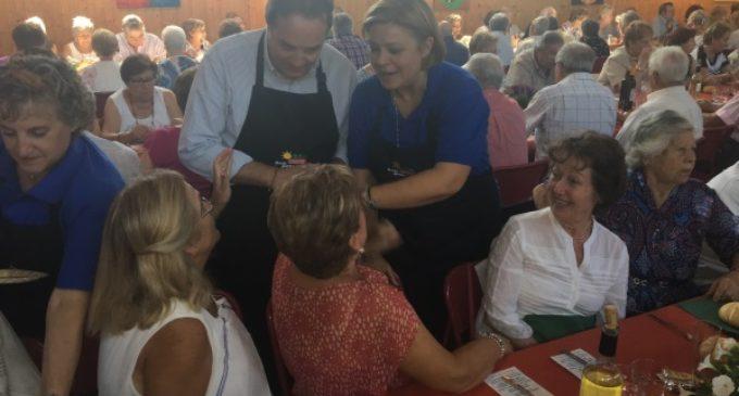 La Comunidad de Madrid compagina la investigación que desarrolla el IMIDRA con acciones solidarias