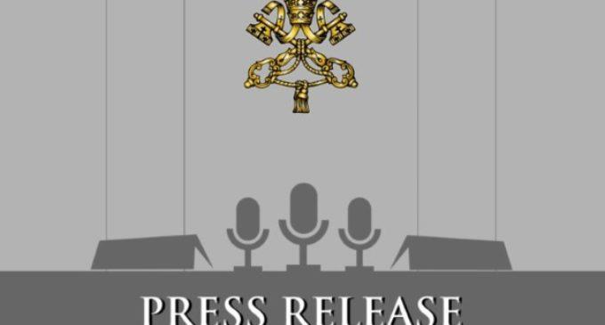 Comisión pontificia para la tutela de menores hará nuevas propuestas al Papa