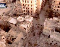 Encuentran fosas comunes en Alepo 'liberada'