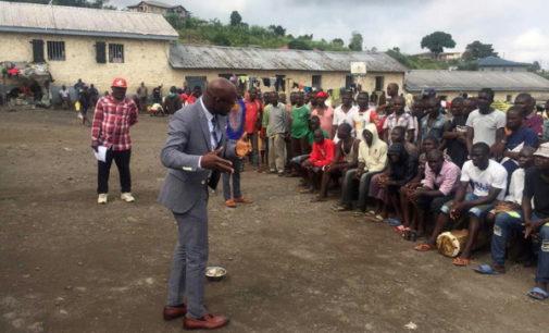 Con sanación y empleo se puede frenar a Boko Haram