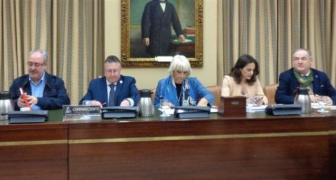 Propuestas de CONCAPA en el Congredo de los Diputados para un pacto educativo