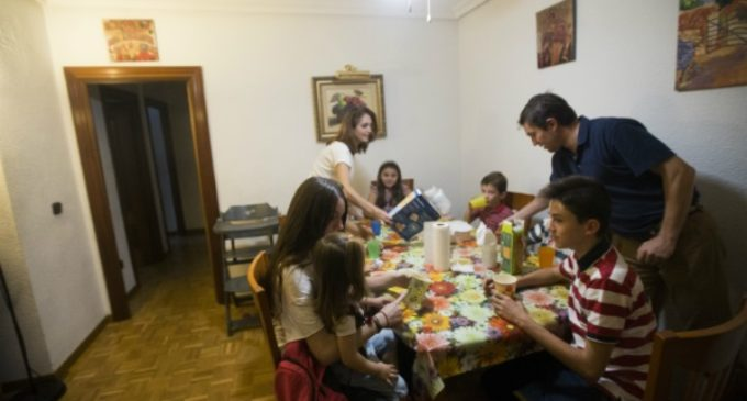 Conciliación y ayudas directas, las demandas de las familias para poder tener más hijos