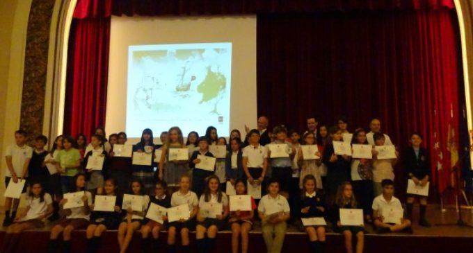 241 alumnos han participado en la VIII edición del Concurso de Narración y Recitado de Poesía de la Comunidad de Madrid