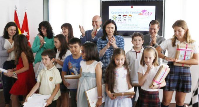 La Comunidad promueve el valor del respeto entre los niños madrileños