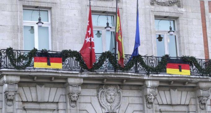 Cifuentes condena el atentado de Berlín y manifiesta la solidaridad de los madrileños con las víctimas y el pueblo alemán