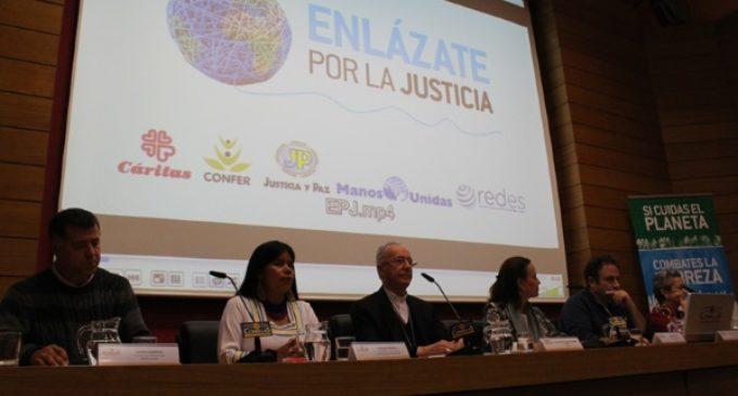 La Confederación Española de Institutos Seculares, nuevo miembro de Enlázate por la Justicia