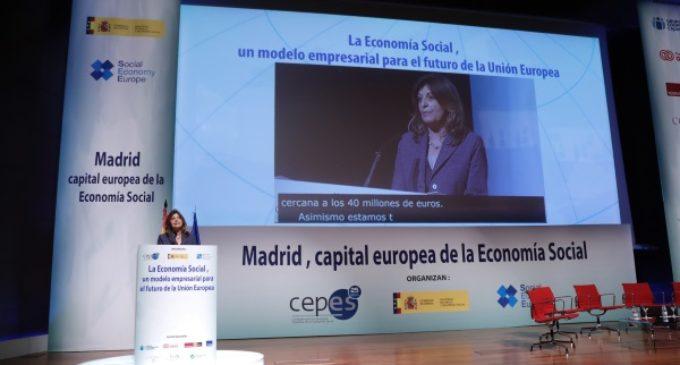 Hidalgo clausura la Conferencia Europea de Economía Social