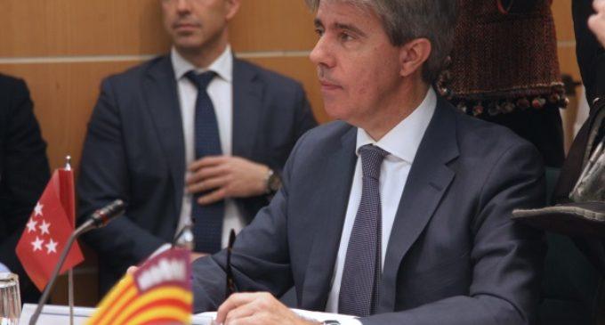 Garrido participa en la reunión constitutiva del Consejo Nacional de Protección Civil