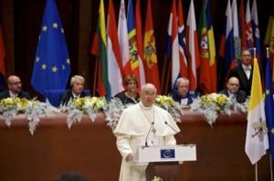Consejo de Europa. Francisco 3