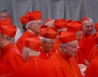 Francisco en el Consistorio: No podemos resignarnos a pensar en Oriente Medio sin los cristianos