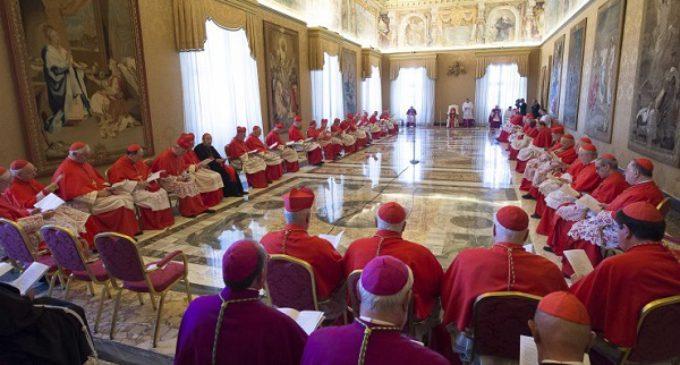 El Santo Padre anuncia un consistorio y creará 17 nuevos cardenales