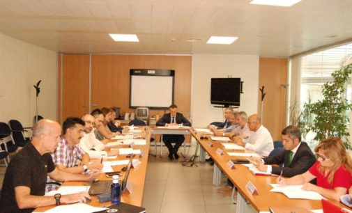 Constituida la Comisión Regional de Coordinación de las Policías Locales