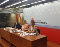 La economía madrileña creció un 3,1% en el primer trimestre de 2017 y encadena tres años de crecimiento positivo