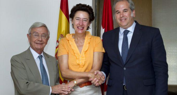 La Comunidad de Madrid firma un acuerdo con la Real Academia de Gastronomía