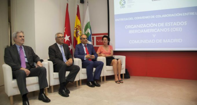 La OIE colaborará con la Comunidad en materia de educación, cultura y políticas sociales