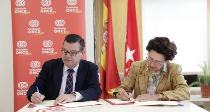 La Comunidad colabora con la ONCE para avanzar en la accesibilidad a la cultura y el turismo
