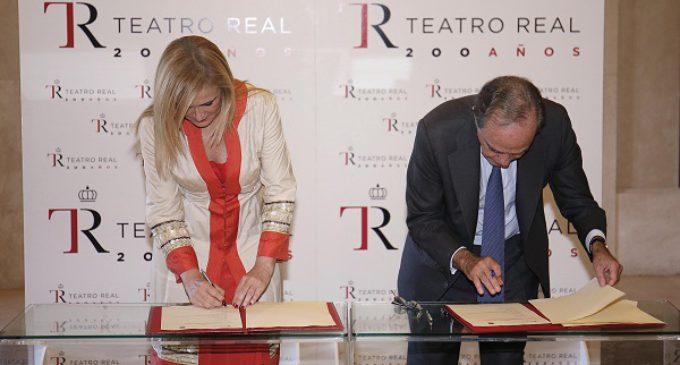 El Teatro Real colaborará en la difusión de la música entre jóvenes y estudiantes
