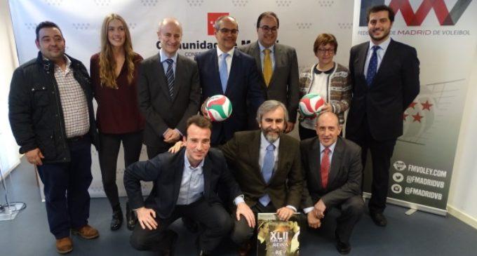 Por primera vez las dos competiciones nacionales más prestigiosas de voleibol se van a celebrar en la Comunidad de Madrid