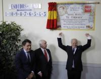 """Homenaje de La Comunidad de Madrid a Manuel Benítez """"El Cordobés"""""""