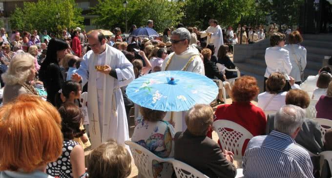 Corpus Christi en Majadahonda