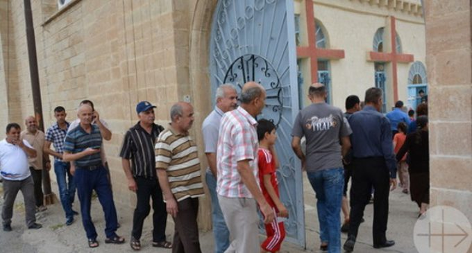 Los cristianos no volverán a Nínive tras la toma de Mosul si no se garantiza su seguridad
