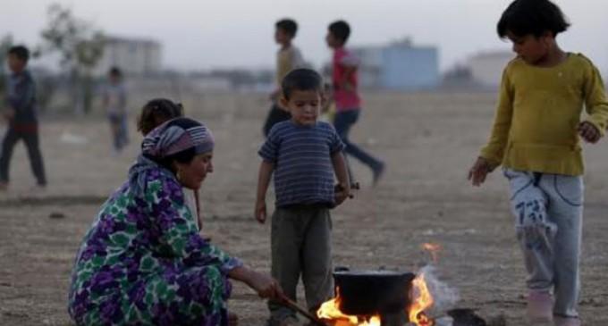 Francisco: »¿Hasta cuándo tendrá que seguir sufriendo Oriente Medio por la falta de paz?»