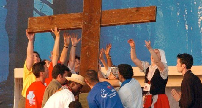 La Cruz de los Jóvenes llega por primera vez a Cuba