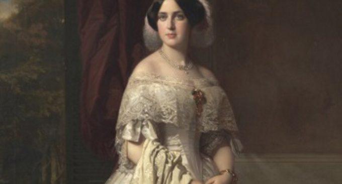 Alicia Koplowitz dona al Museo del Prado un retrato femenino de Federico de Madrazo