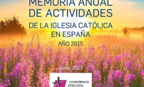 España: La Iglesia da a la sociedad más del 138% de lo que recibe por la Asignación Tributaria
