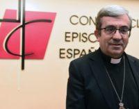 Luis Argüello, nuevo secretario general de la CEE «Cumplamos los Acuerdos y si hay algo que renovar, hablemos»